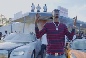 "Young Dolph ""100 Shots"" Video"