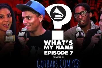 What's my Name: Episode 7 - Grammy Nominees Edition