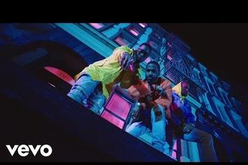 "Jeremih Feat. Chris Brown, Big Sean ""I Think Of You"" Video"