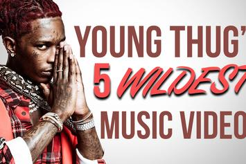 Young Thug's 5 Wildest Music Videos