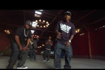 "MC Eiht Feat. WC, DJ Premier ""Represent Like This"" Video"