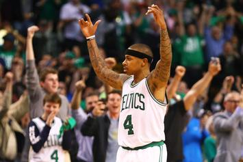 Isaiah Thomas Delivers Heroic Performance; Scores 53 Points On Late Sister's Birthday