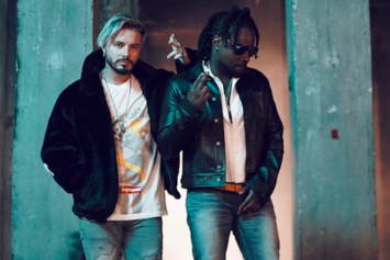 """Wale Shoots Music Video For """"Colombia Heights (Te Llamo)"""" With J. Balvin"""