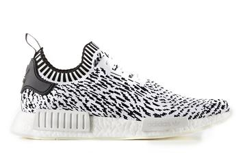 "Adidas NMD R1 Primeknit ""Zebra Pack"" First Look"