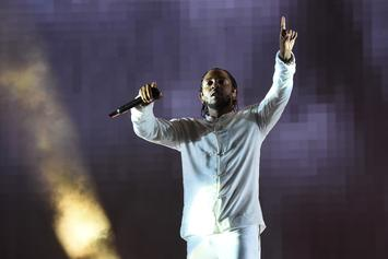 Kendrick Lamar Painting Will Hang In US Capitol For One Year
