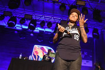 """Young M.A Says Her Twitter Account Got """"Hacked"""""""