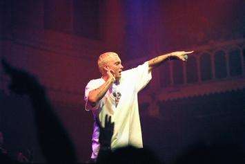 "Eminem's ""Stan"" Term Added To Oxford English Dictionary"