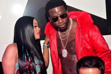 Gucci Mane & Keyshia Ka'oir Are Airing Wedding Special On BET