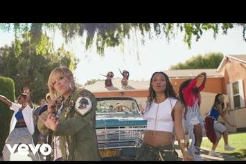 "TLC Feat. Snoop Dogg ""Way Back"" Video"