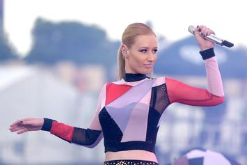 "Watch Iggy Azalea Perform ""Switch"" On ""The Late Late Show"""