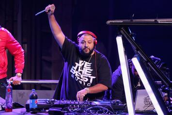 """DJ Khaled's """"I'm The One"""" Has Been Certified Double Platinum"""
