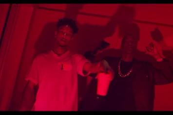 "Figg Panamera Feat. 21 Savage ""Money Talk"" Video"
