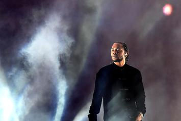 "Unreleased Version of Kendrick Lamar's ""DNA"" From NBA Finals Surfaces"