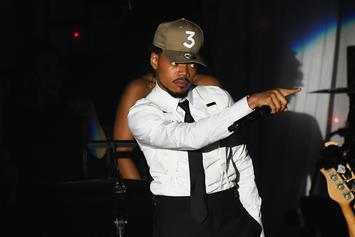 Chance The Rapper Brings Interpreters On Tour For Deaf Fans