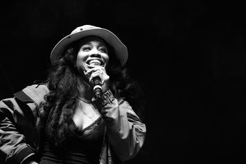 "SZA Says The Mushrooms Helped Her Overcome ""CTRL"" Writer's Block"