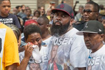 Michael Brown's Family Reaches Settlement With City Of Ferguson
