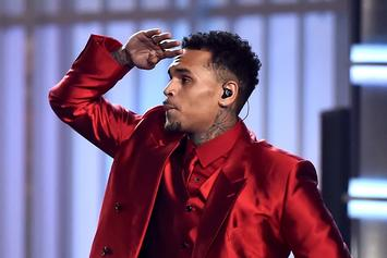 Chris Brown & Karrueche Tran Reportedly Kept Apart By BET Awards Staff