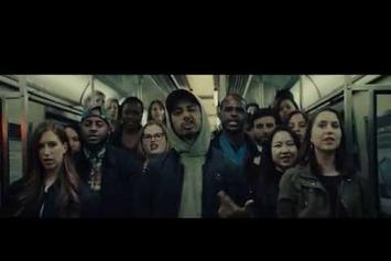 """Snow Tha Product, K'naan, Residente & Riz MC """"Immigrants (We Get The Job Done)"""" Video"""