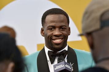 Draymond Green Roasts Drake's Fashion Style