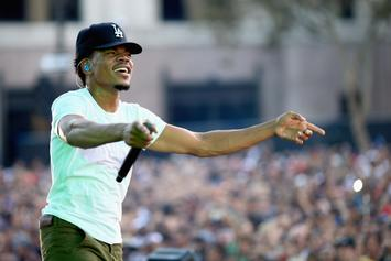 "Watch Chance The Rapper Perform A ""Tiny Desk Concert"" For NPR"