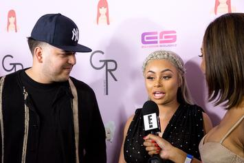 Blac Chyna Claims Rob Kardashian Was Violent With Her