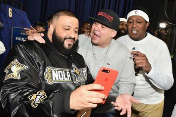 DJ Khaled Got His First Jay-Z Verse As A 2008 Christmas Gift
