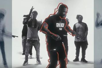 "Skippa Da Flippa ""From The D To The A"" Video"