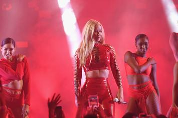 Iggy Azalea Shows Off Fit, Gym-Ready Body In New Photos