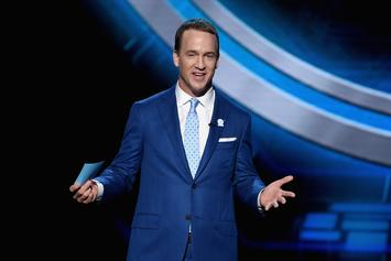 Peyton Manning Roasts Kevin Durant During 2017 ESPY Awards