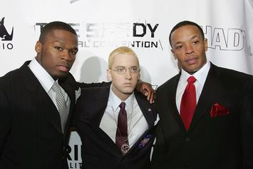 "Eminem & Dr. Dre See Sales Boost After ""The Defiant Ones"" Release"