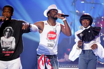 Funk Flex Premieres Previously Unreleased Fugees Track