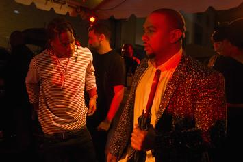 Swizz Beatz, Timbaland Warm Up For Beat Battle On Instagram