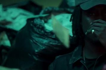 """Snoop Dogg Feat. K Camp """"Trash Bags"""" Video"""