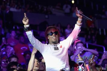 "Lil Uzi Vert Performs New Track From ""LUV Is Rage 2"""
