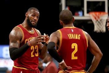 """LeBron James Shuts Down Multiple Rumors From """"Sources"""""""