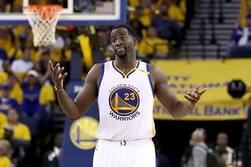 """Draymond Green Sued For Alleged Bar Fight: """"I Still Feel His Hand On My Jaw"""""""
