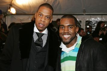 "Watch The Trailer For The Jay-Z & Kanye West Documentary ""Public Enemies"""