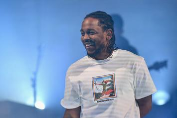 Kendrick Lamar Brings Out Chance The Rapper In Chicago