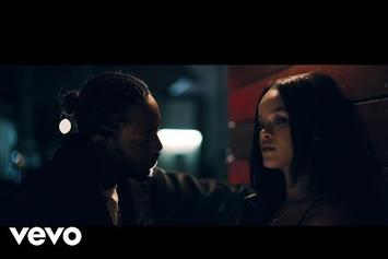 "Kendrick Lamar Feat. Rihanna ""Loyalty"" Video"