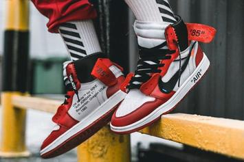 Off-White x Air Jordan 1 Release Details Announced