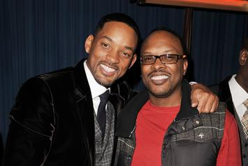 Will Smith & DJ Jazzy Jeff Rehearse For European Shows