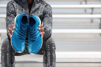 Adidas Launches First Parley Edition Of The Adizero Prime