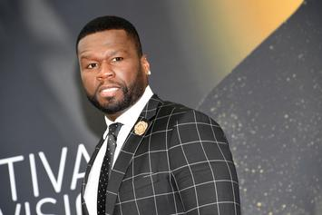 "50 Cent Throws Shade At ""Empire,"" Gabrielle Union"