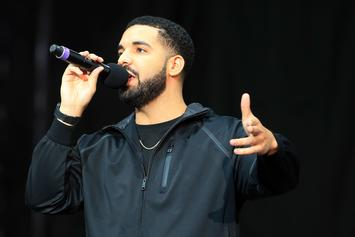 Drake Says He's Working On A New Album