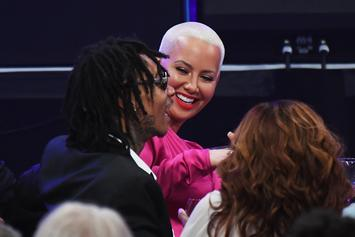 Wiz Khalifa's Mom Sues Amber Rose