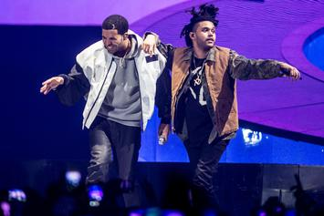 """Drake Promises The Weeknd Collaboration Album """"Has To Happen"""""""
