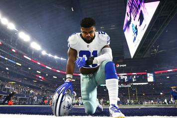 "Ezekiel Elliott Suspension Reportedly ""Definite"""