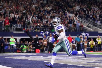 Ezekiel Elliott Suspended For Violating NFL's Personal Conduct Policy