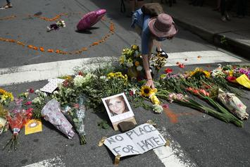 Woman Killed In Charlottesville Car Incident Has Been Identified