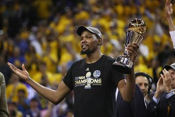 NBA MVP Odds Released